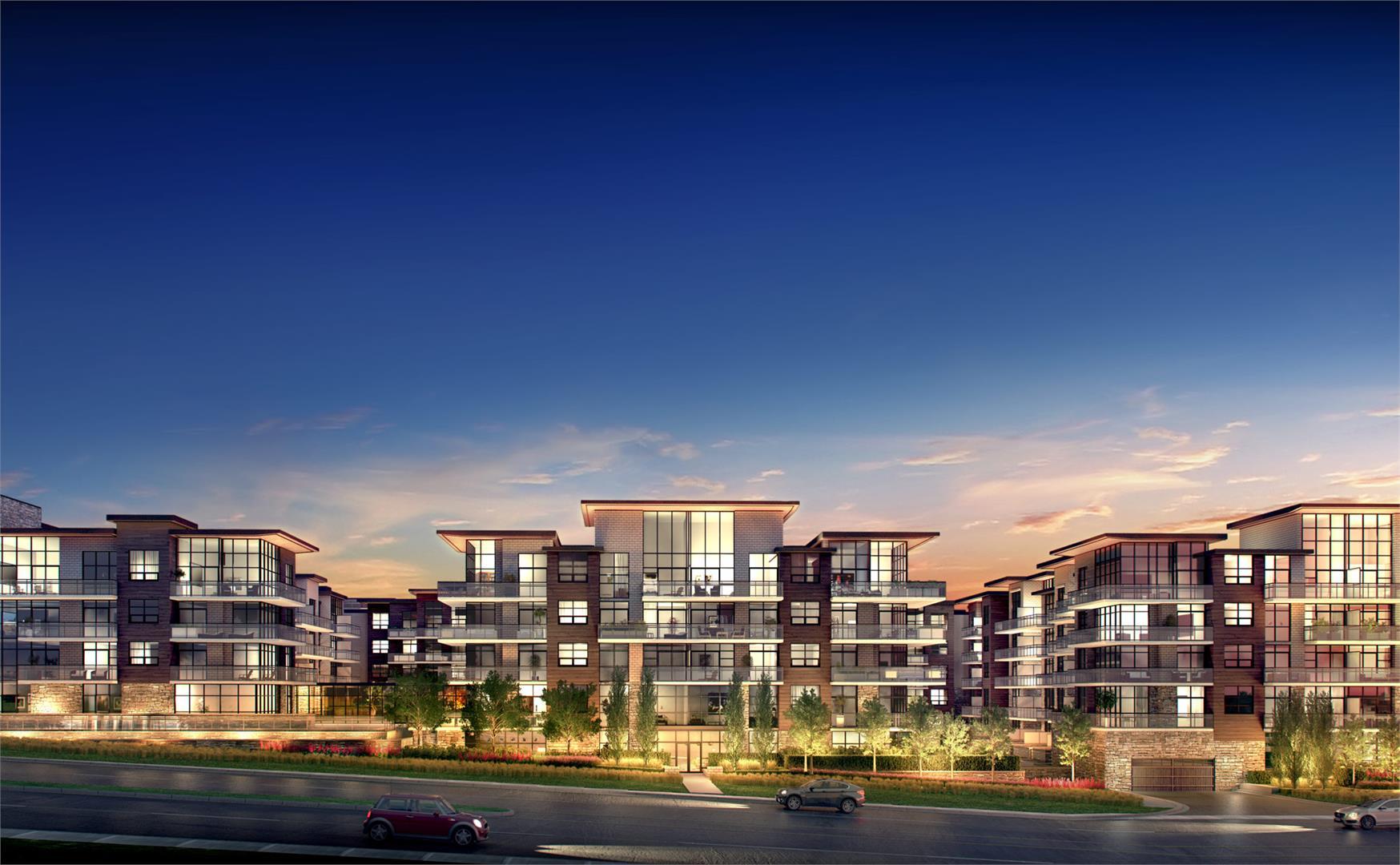 Craftsman Condominium Residences