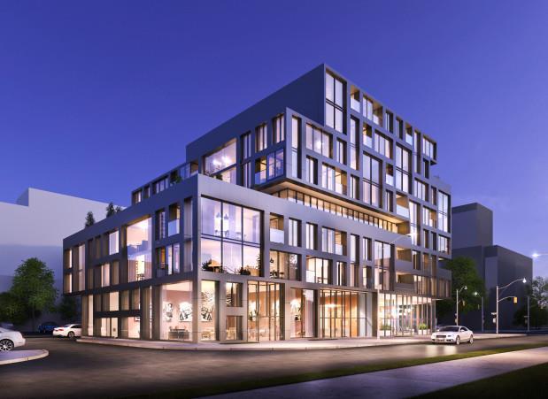 625sheppardbay viewvillage rendering