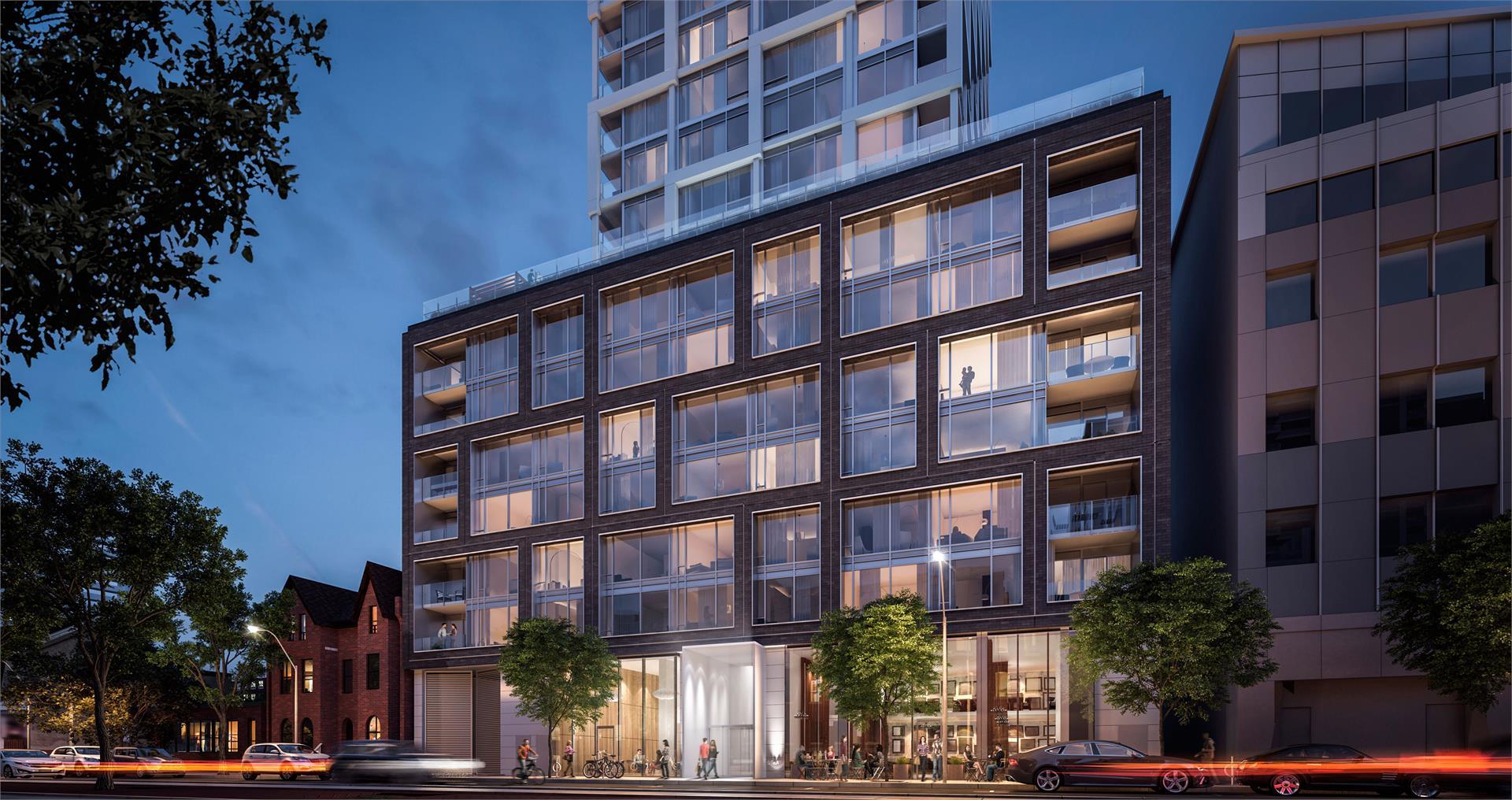 East 55 Condos, Toronto