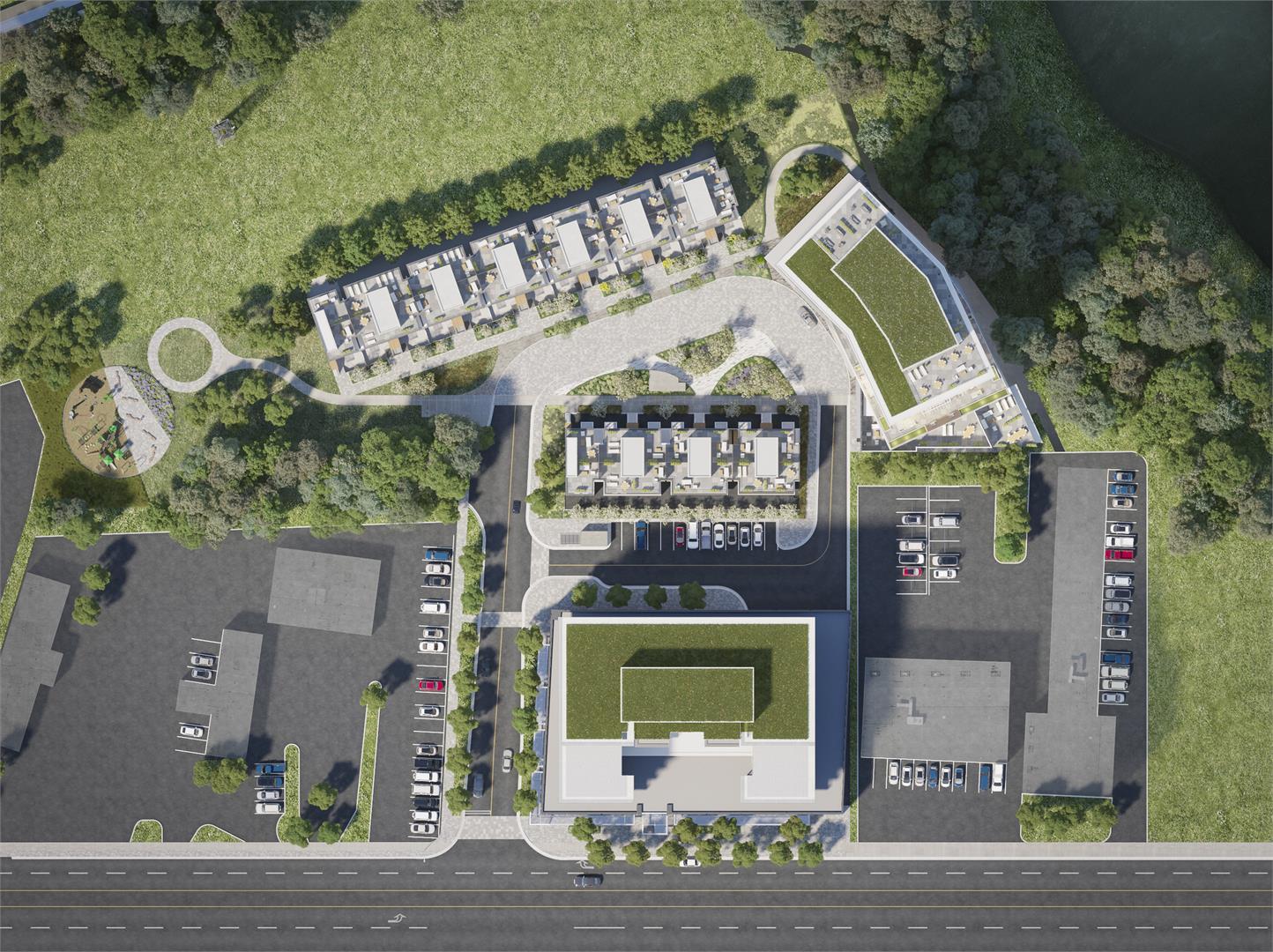 Kingsway siteplan