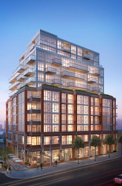 The Address at High Park Condos