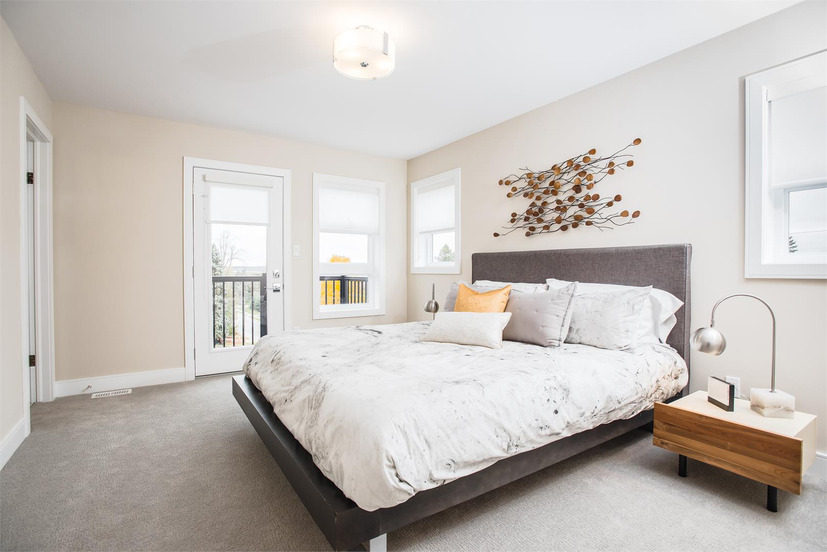 Gallery Towns Master Bedroom, Guelph