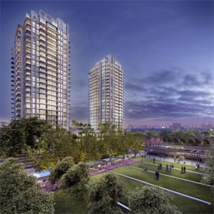 Park Towers At Iq