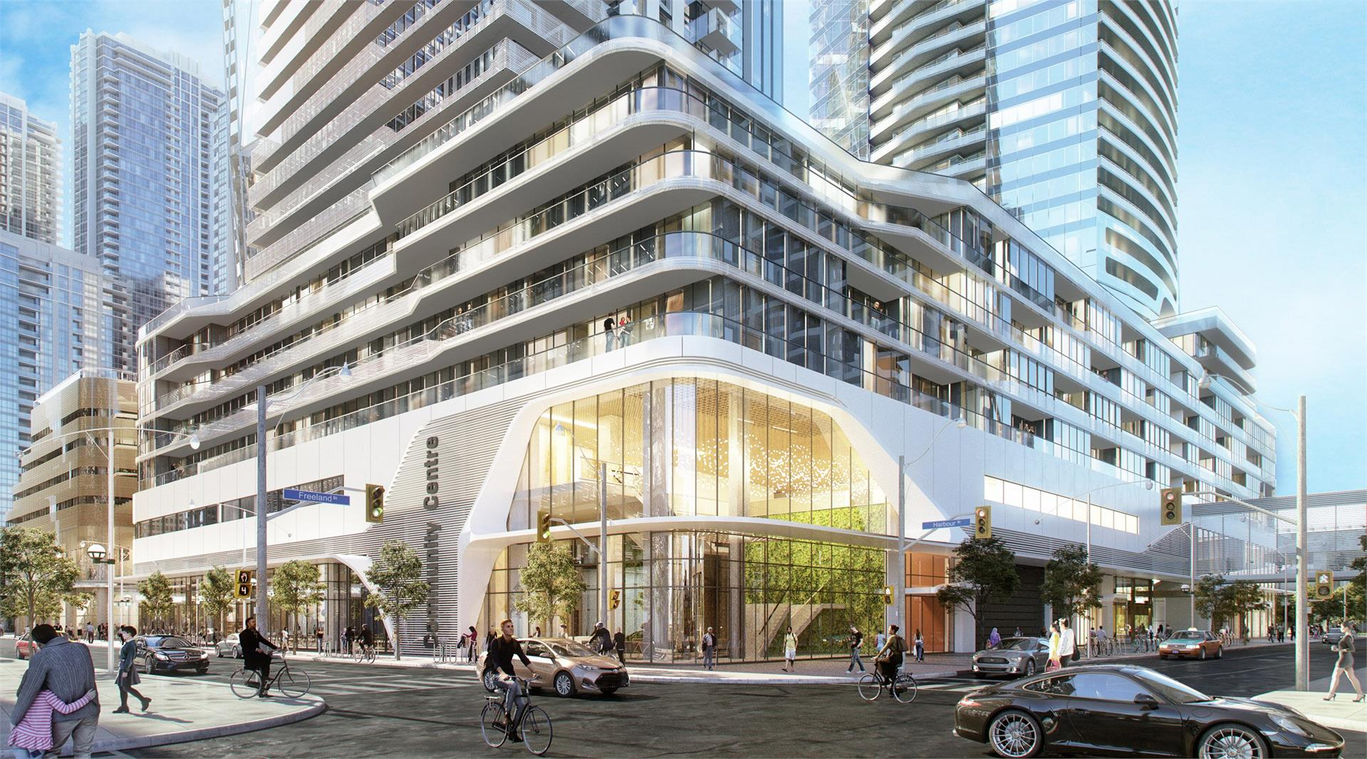 Pinnacle One Yonge