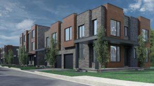 Black Walnut Urban Town Residences