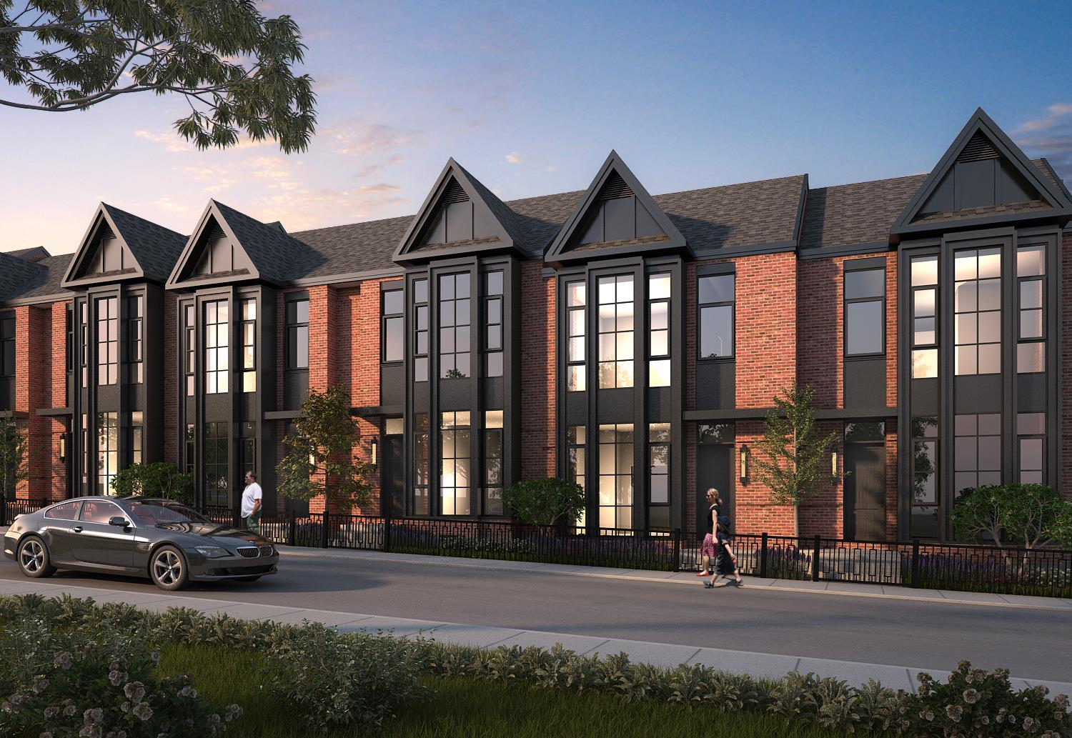 King George School Lofts Town Homes