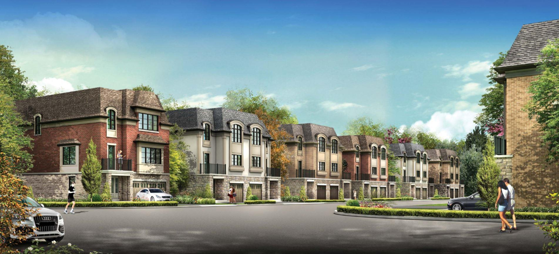Meadowvale Lane Towns Homes