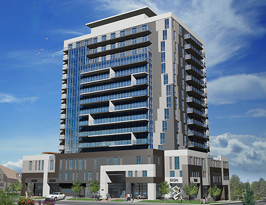 One 28 Exterior View
