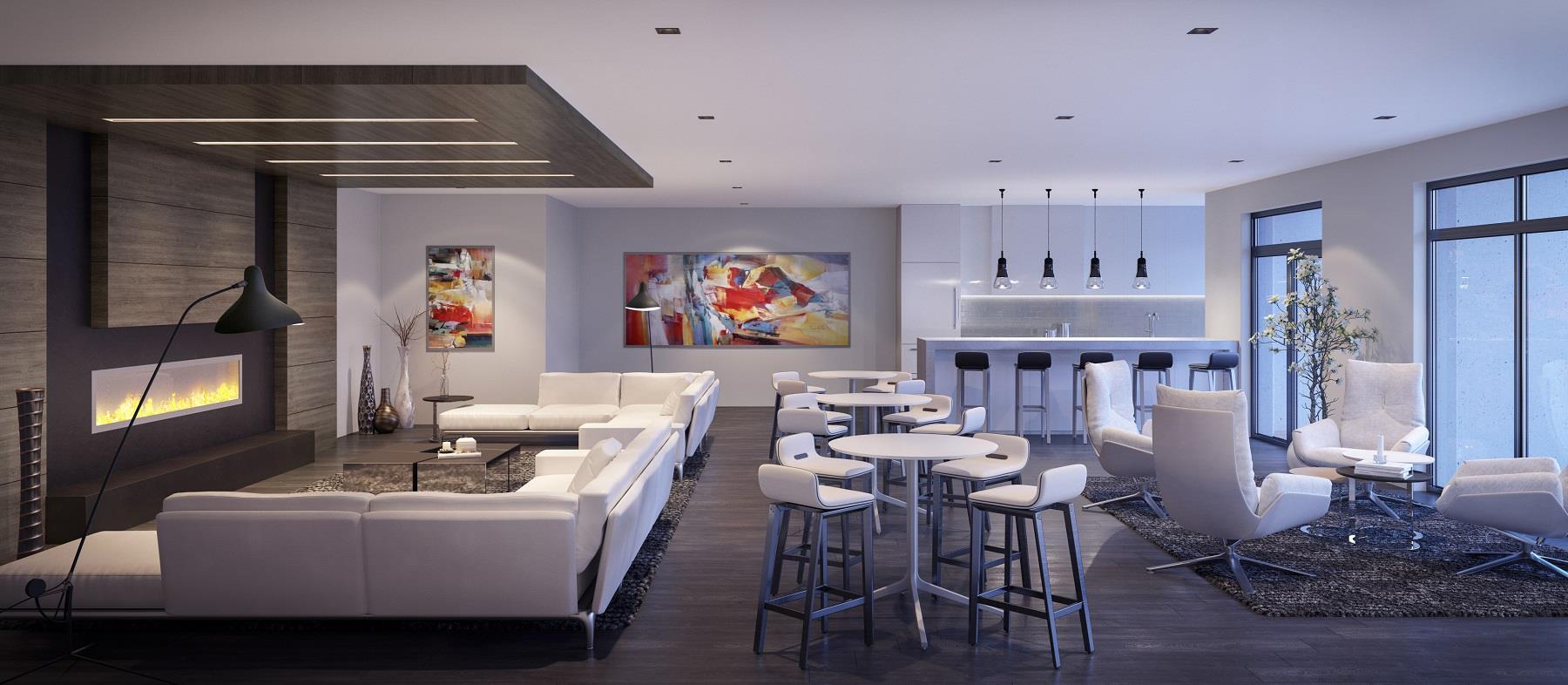 Platinum Condos Interior, Hamilton