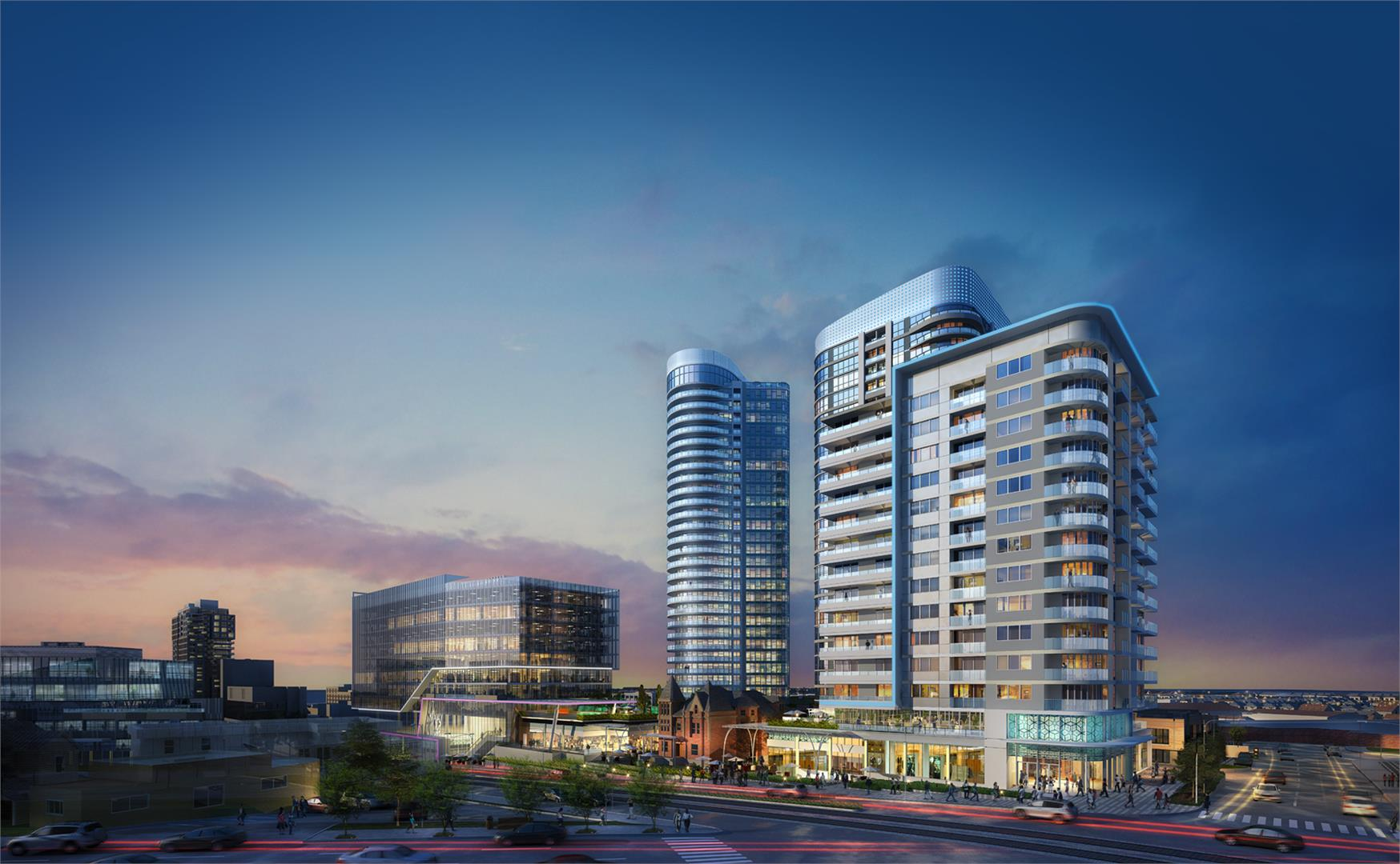 SIXO Midtown Condos By Zehr Group of Companies