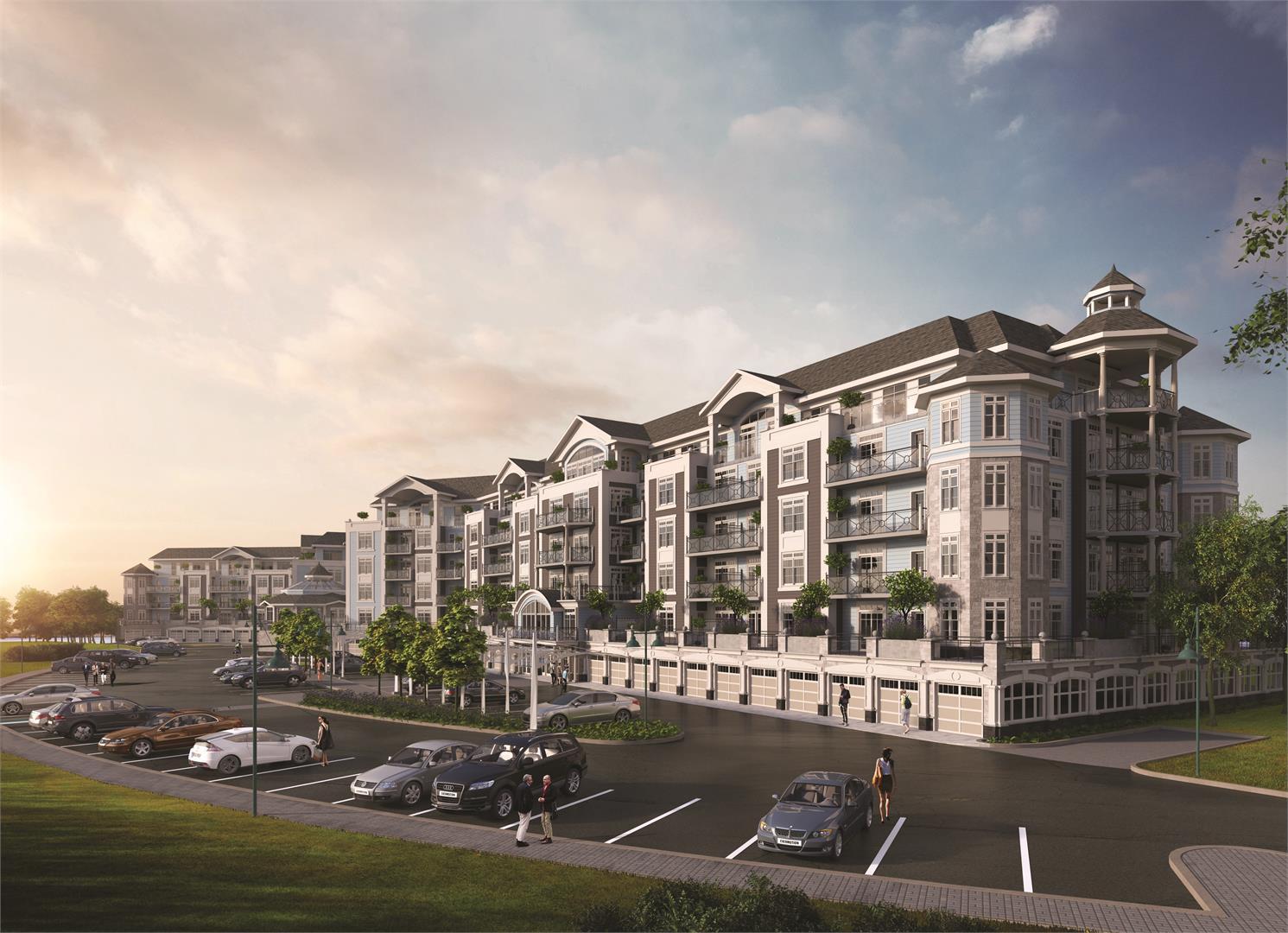 The South Shore Condos Phase