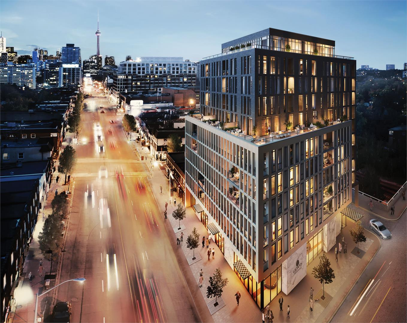 Toronto UOVO Boutique Residences