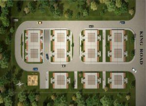 Yonge & King Urban Towns Phase 2