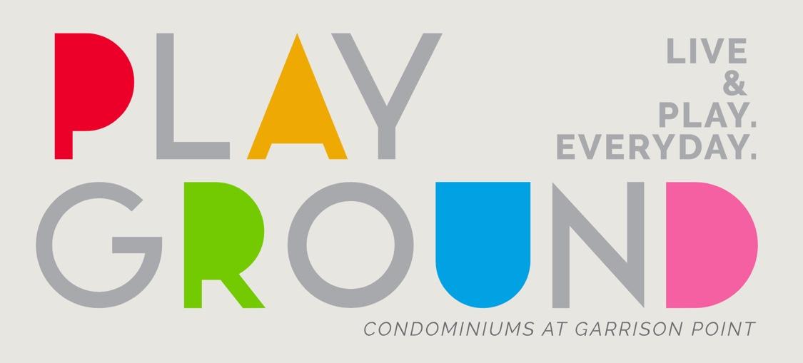 Playground At the Garrison Point Condos