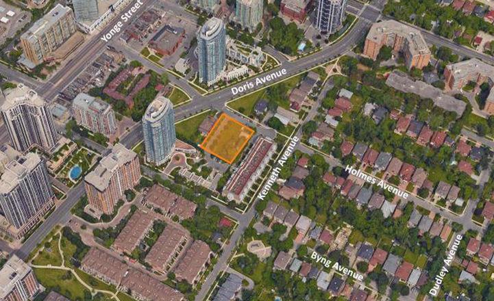35 Holmes Avenue Condos, Toronto