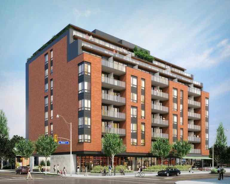 819 Glencairn Condos Toronto