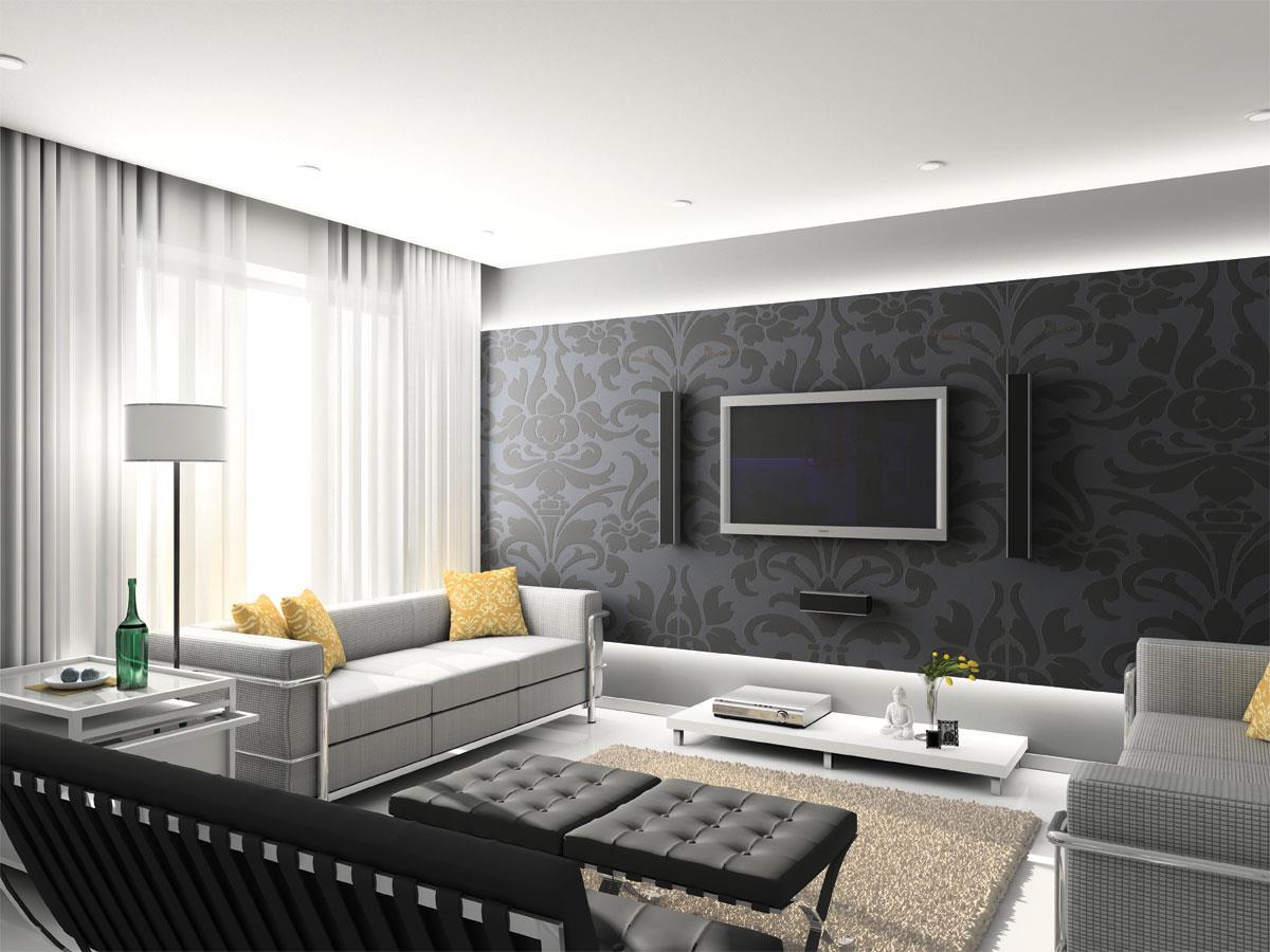 Centro Square Condos Living Room Vaughan