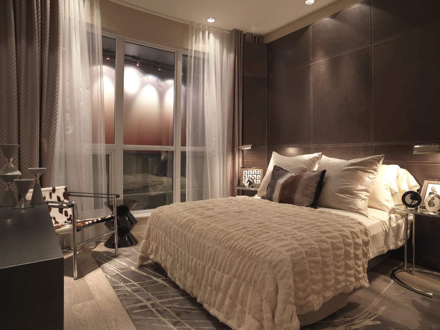 Toronto Flaire Condos Model Suite