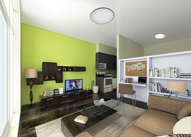 Sage Platinum 2 Interior View