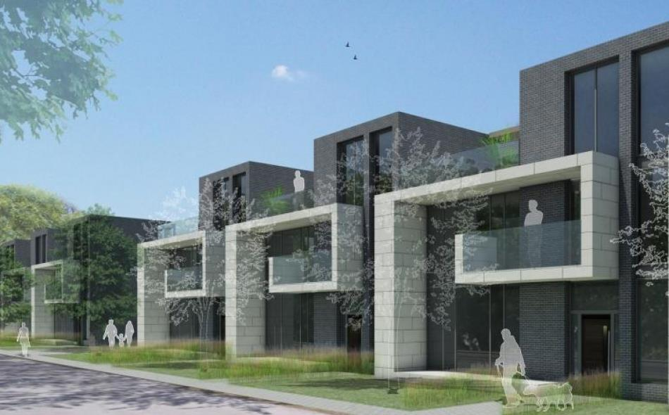 The Residences at Gordon Woods Townhomes Mississauga