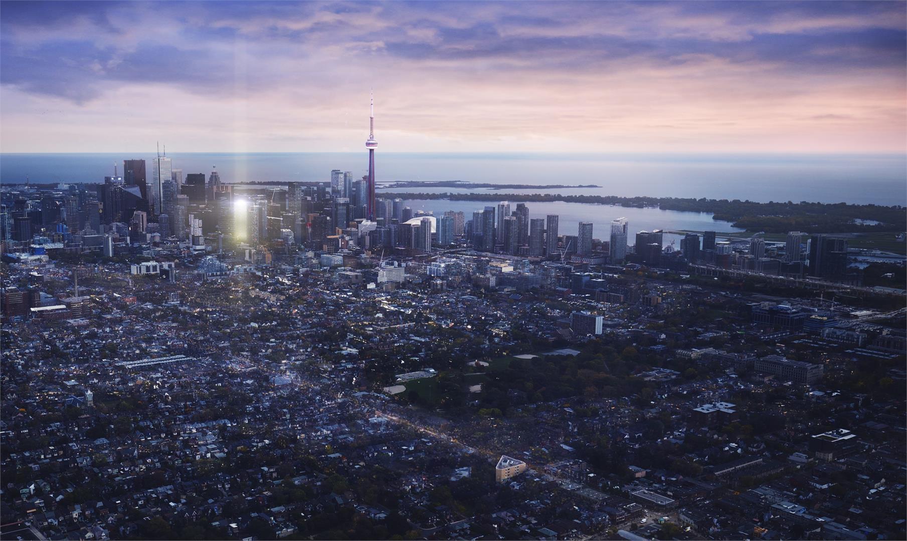 Central Condos Toronto