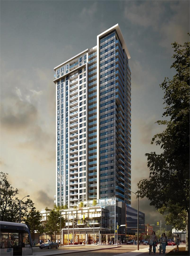 DTK Condos Rendering, Kitchener