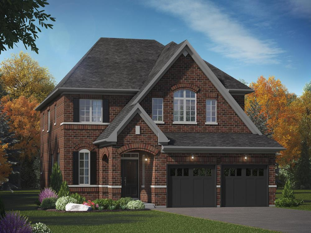 The Brook Exterior Rendering, Oshawa