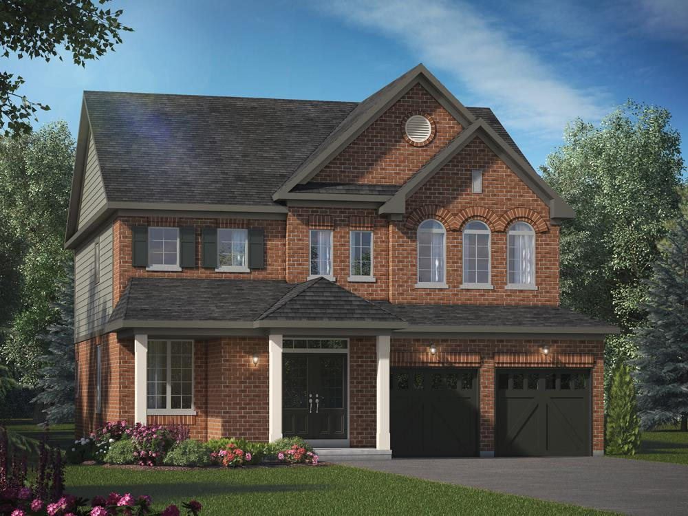 The Brook Phase 2 Exterior, Oshawa