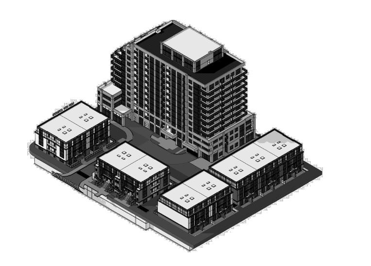 300 Danforth Road Condos Rendering, Scarborough