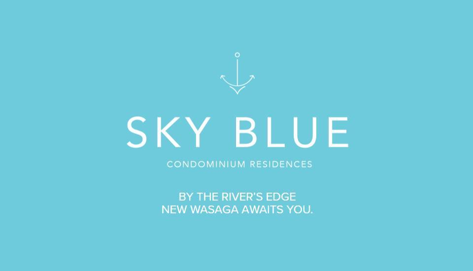 Sky Blue Condos, Wasaga Beach