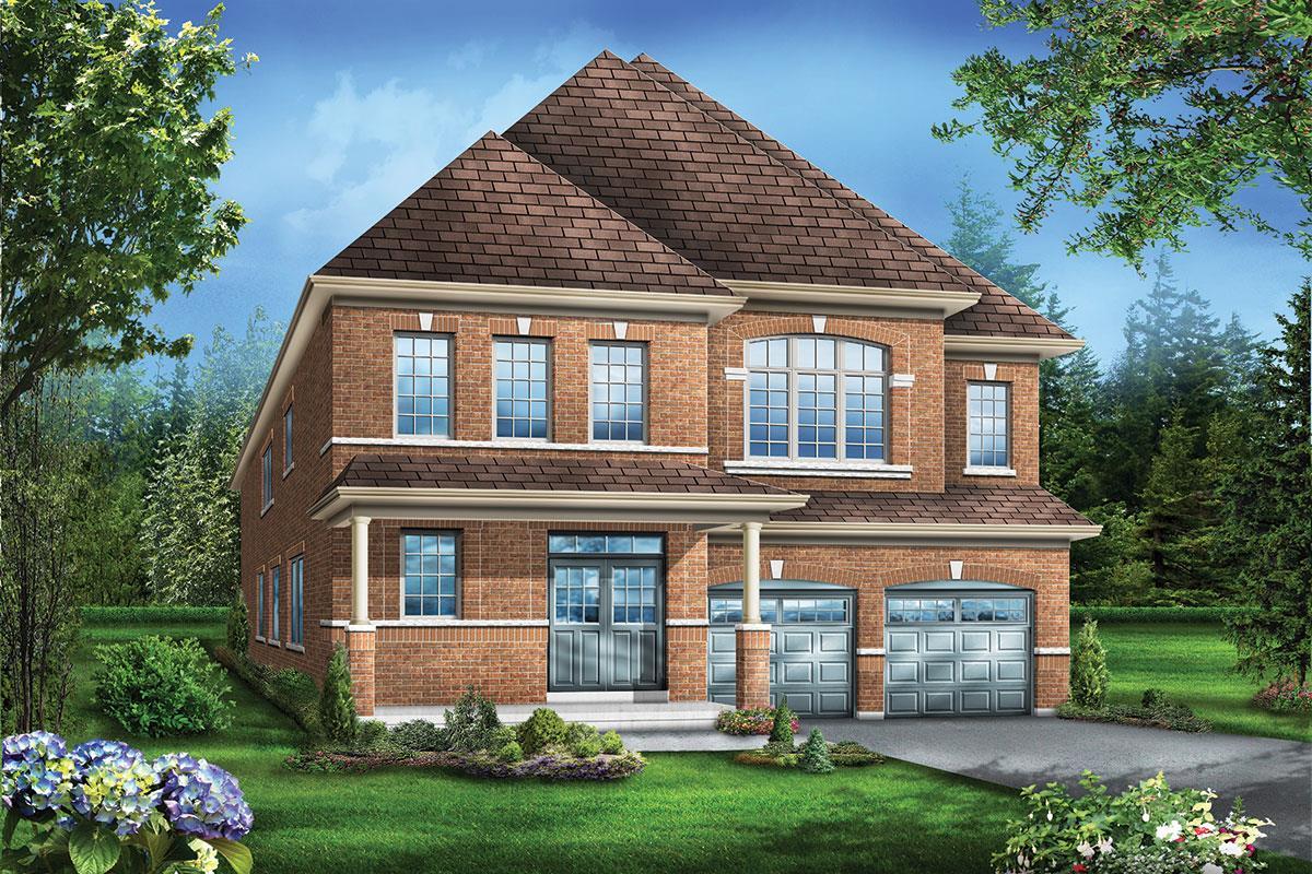 Upper Oaks Oakville Homes, Oakville