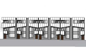 276 Finch Street East Townhomes