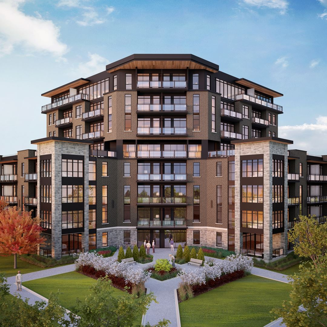 South Hill Condos Exterior, Guelph