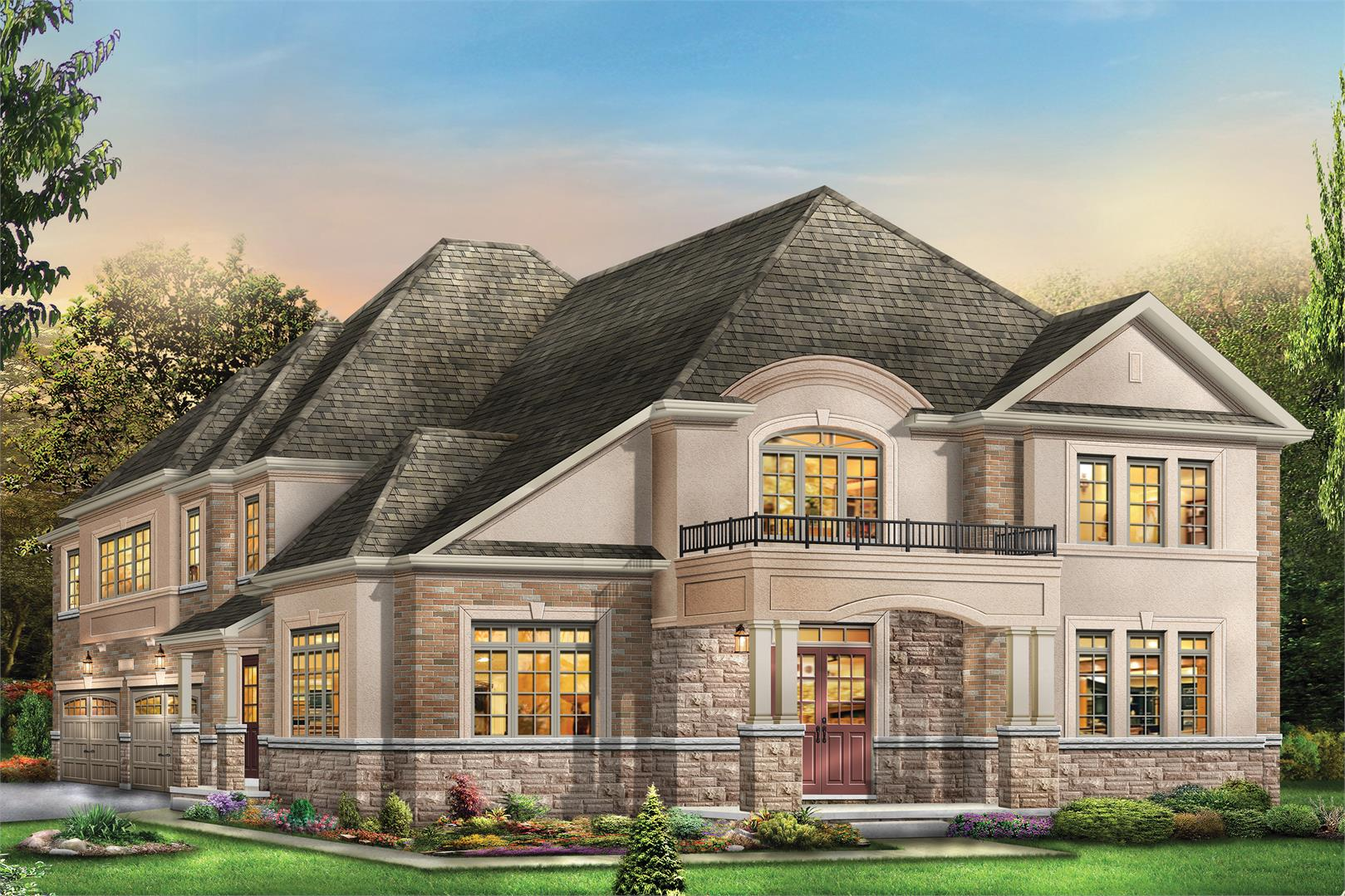 The Classics Phase 4 Exterior, Brampton