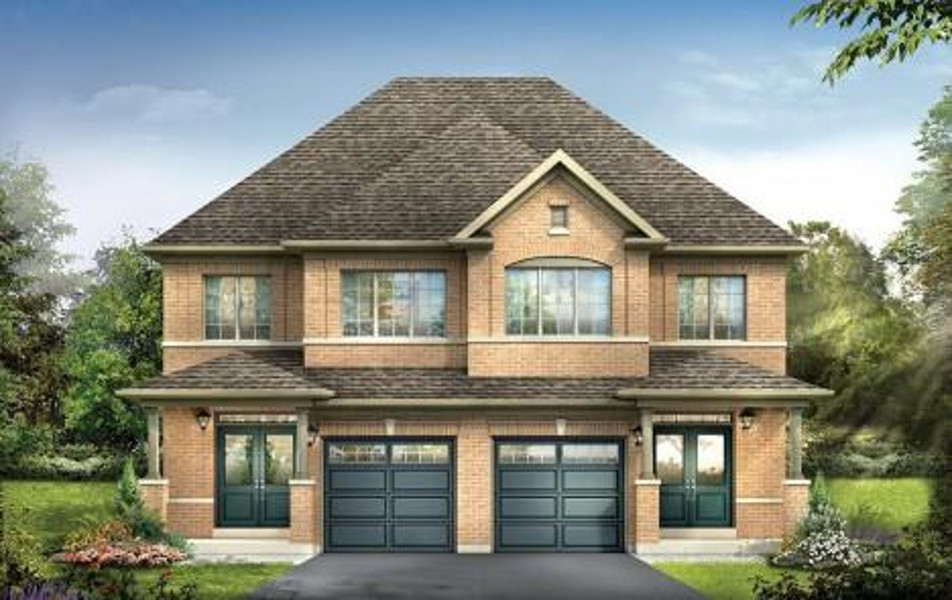 The Classics at Vellore Park Rendering, Vaughan
