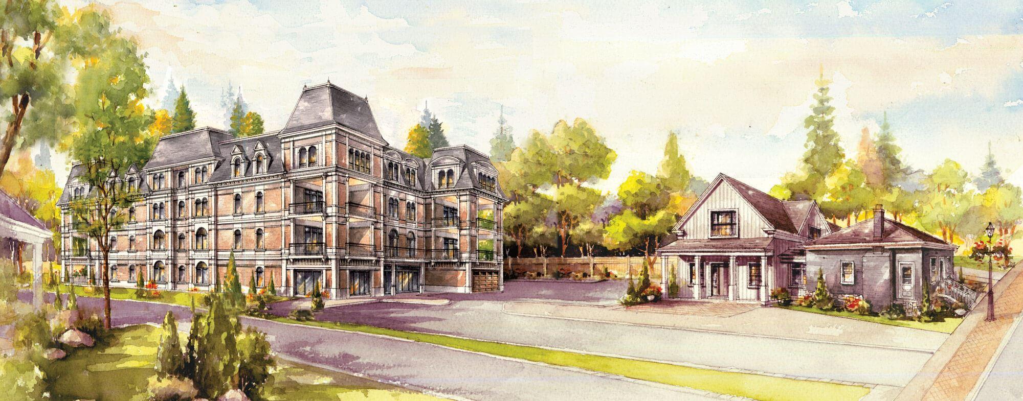 The Hart House Condos, Markham