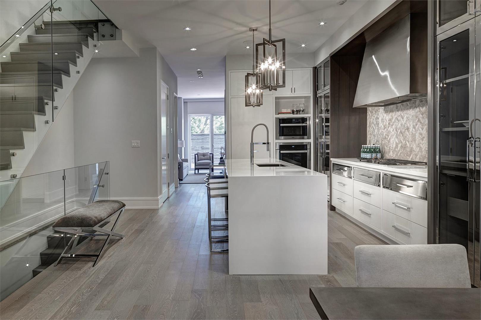 Maisons DeVille Interior, Toronto