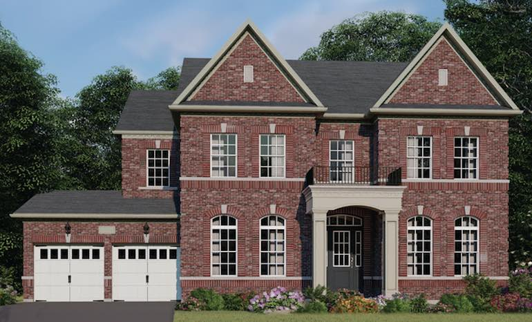 The Chase Homes, Georgetown
