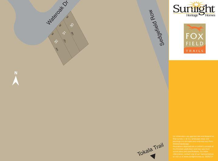 Foxfield Trails Phase 4 Site Plan, London
