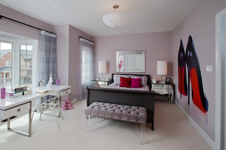 Impressions of Kleinburg Bedroom, Vaughan