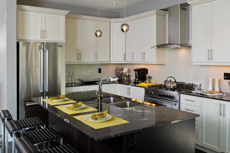 Impressions of Kleinburg Kitchen, Vaughan