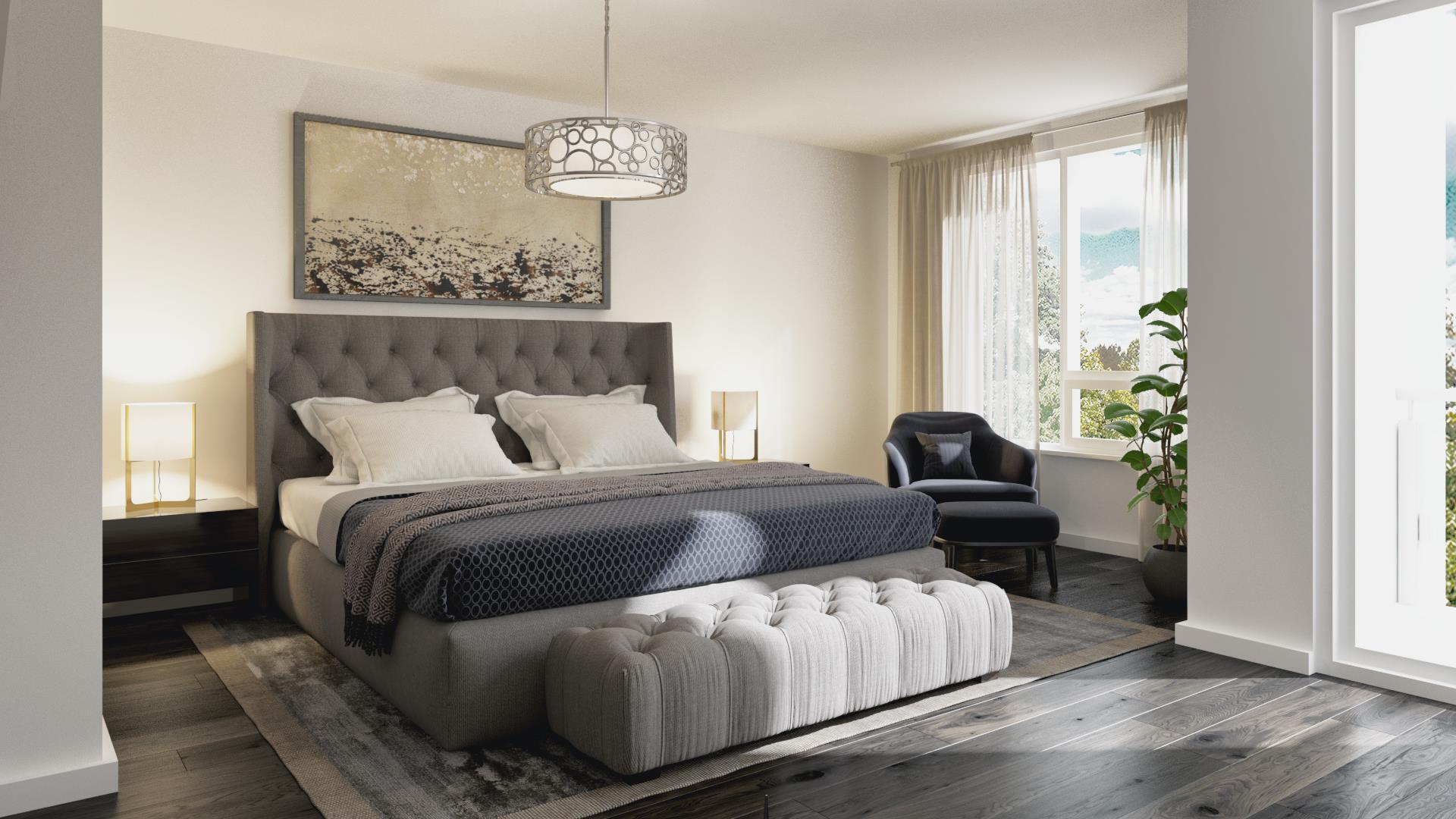 Ironwood Towns Bedroom, Oshawa