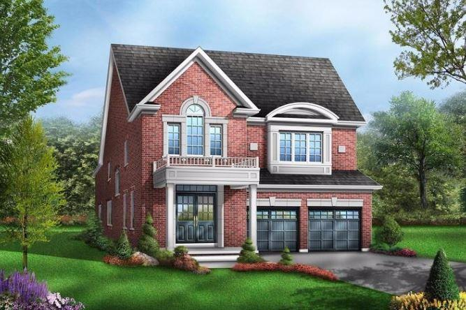 Lotus Pointe By Starlane Homes Rendering, Caledon