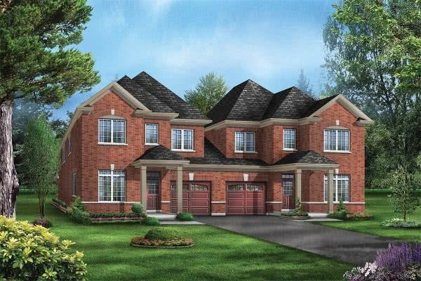 Mayfield Village By Greenpark Group Exterior, Brampton