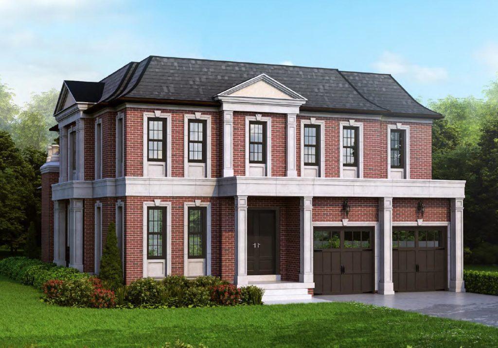 The Georgian Estate Collection, Oakville