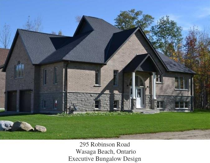 Wasaga Beach Custom Homes, Wasaga Beach