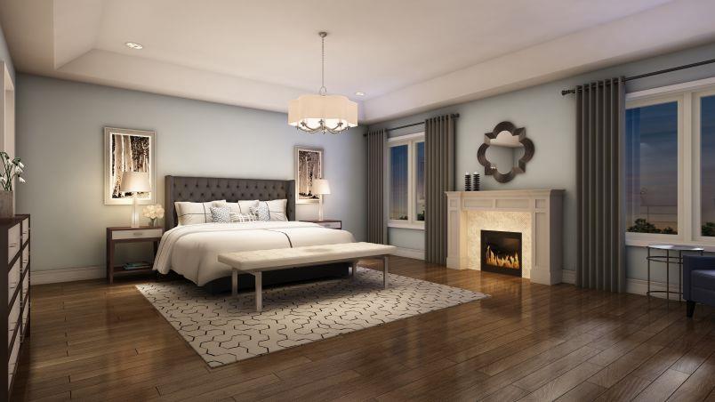 Encore Brampton Master Bedroom, Brampton