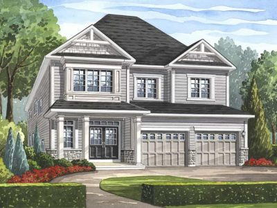 Grand River Woods Homes