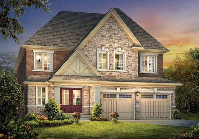 The Ravines of the Credit Valley Exterior, Brampton