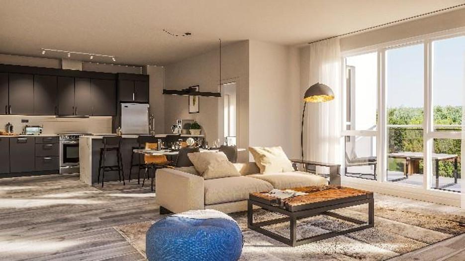 3IX15 de Rouen Suite Condo